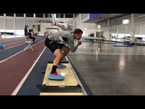 Slideboard Workout - OLYMPIAN Speedskaters