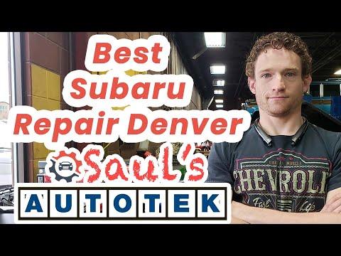 Auto Repair Repairing A Subaru In Denver And Englewood Colorado