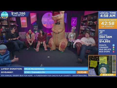 DB2017 - More Dino-Ben nonsense