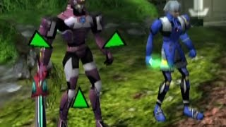 Phantasy Star Online Episode I & II (GCN) Review