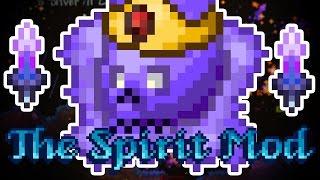 TERRARIA - THE SPIRIT MOD - DUSKING!