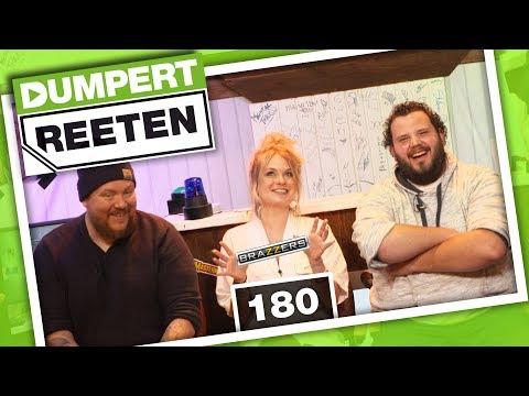 XL-aflevering met Jelle de Puntobrander | DUMPERTREETEN 180