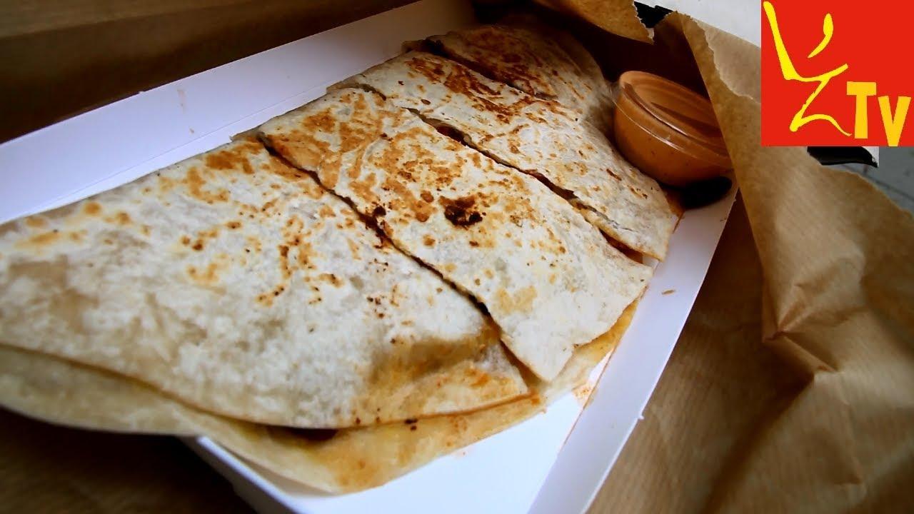 Quesadilla i burrito MEKSYKAŃSKIE ŻARCIE w KRAKOWIE