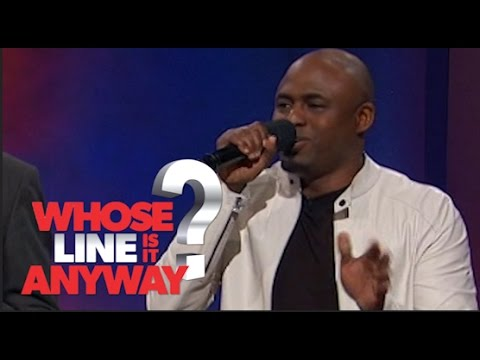 Wayne Brady's Musical Showcase Part Three - Whose Line Is It Anyway? US
