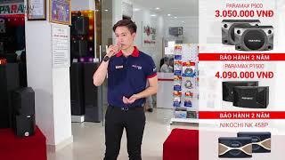Khám phá các mẫu loa karaoke việt nam dưới 5 triệu cùng Bảo Châu ELec