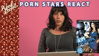 Porn Stars Watch the Kim Kardashian Sex Tape