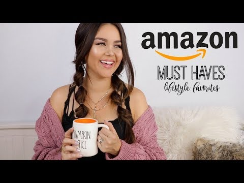 AMAZON MUST HAVES | LIFESTYLE FAVORITES