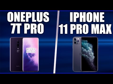 Oneplus 7T Pro Vs Iphone 11 Pro Max. Who Will Win? 🤼♂️