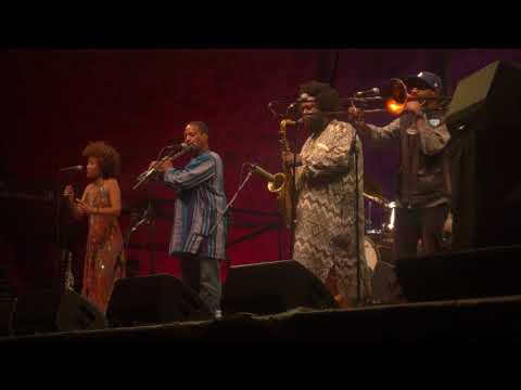 Kamasi Washington feat.Patrice Quinn...