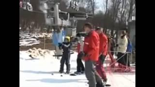 Урок№ 6 Видео как научиться кататься на сноуборде
