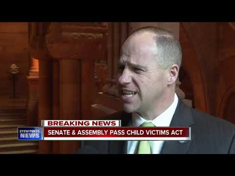 Making history: Child Victims Act passed by NY State Legislature