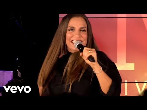 Ivete Sangalo - Pocket Show  Experience: Mainha Gosta Assim Ao Vivo