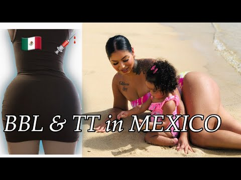 Surgery In Tijuana, Mexico VLOG Post Op BBL And Tummy Tuck PART 1