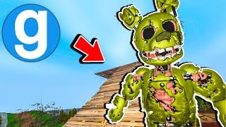 Nouveau Fortnite FNAF Pill Pack Hide and Seek! Cinq nuits au Gmod FNAF Gmod Sandbox de Freddy