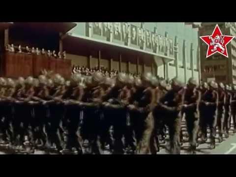 """Czechoslovak Military March - """"Pochod samopalníků"""" (Instrumental)"""