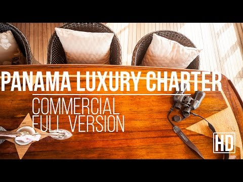 Panama Luxury Charter - Commercial