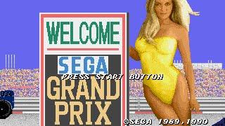 Mega-CD Longplay [101] SEGA Classics Arcade Collection 5-in-1 - Monaco Super GP