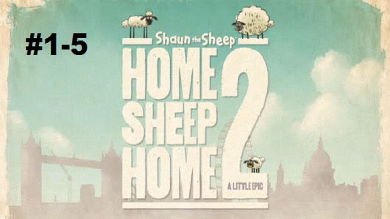 home sheep home 5