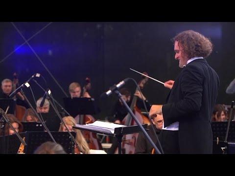 Glinka. (Ruslan & Ludmilla). Overture. Yuri Medianik. Orchestra of Noble Assembly