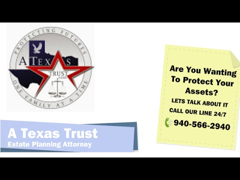 Estate Planning Denton TX 940 566 2940