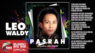 Gambar cover Leo Waldy - Pasrah (Official Music Video)