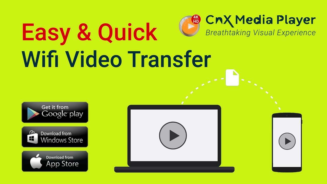 Easy Video Wifi Management Tool   CnX Player - Play all videos on iPhone &  iPad