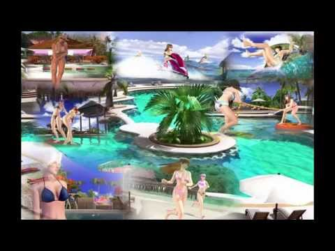 DOAEX Dead Or Alive Extreme Beach Volleyball Ost Full Album