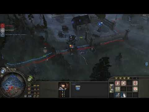 Company Of Heroes - Axis Gameplay