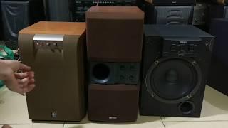Em vừa về lô sub điện bass 20 hàng bãi Nhật nguyên zin, Yamaha sw40, sw45, Denon DSW33