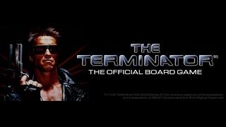 Lynnvander Studios The Terminator Board Game Play Through Video