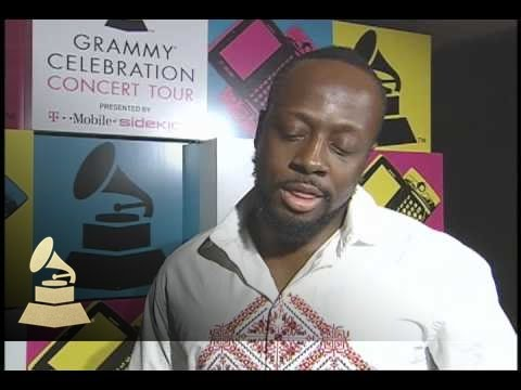 Katy Perry and Wyclef Jean at the Miami GRAMMY Celebration Concert Tour | GRAMMYs mp3