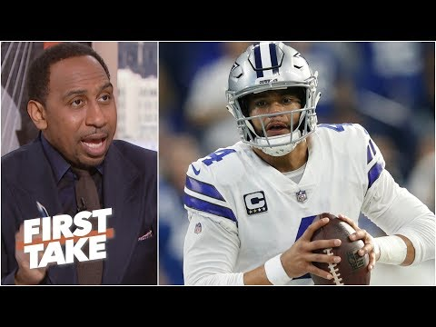 Stephen A. hands out blame for Cowboys getting shutout | First Take
