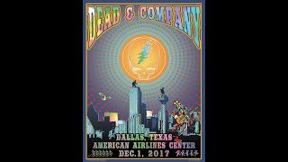 Dead & Company - 12/01/17 - Dallas, TX - COMPLETE
