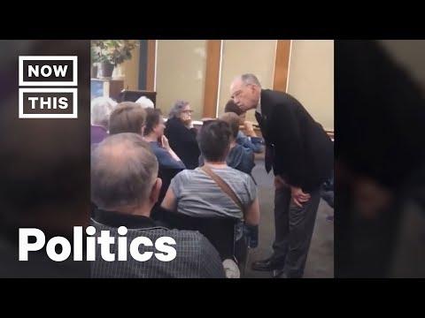 GOP Senator Flails After Tough Question About Obamacare | NowThis