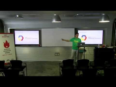 Google Cloud Platform for Startups