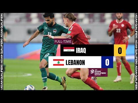 Iraq Lebanon Goals And Highlights