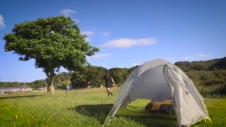 Comfort Theory: The Easy Set-up of a Big Agnes Tent