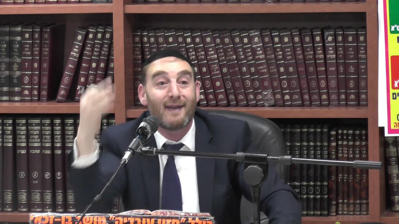 הרב דניאל בן שושן : פורים -  כח המחשבה בחיי היהודי והשפעתה על מצוות השמחה .