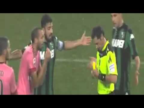 Sassuolo - Juventus 1:0 All Goals & Highlights 2015