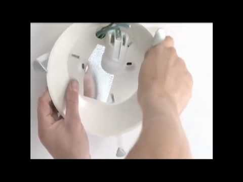 Ikea Badkamer Plafondlamp : Kwantum tutorial: hoe hang ik een lamp op? youtube