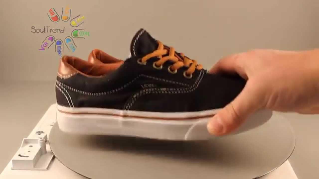 effeacc14f Кеды Vans Era 59 Black краткий обзор от магазина Soul Trend - YouTube