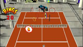 Tennis Titans (Finale) Boss Battle