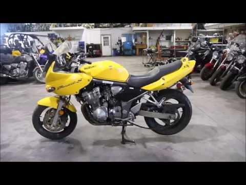 2003 suzuki bandit 600 used parts - youtube