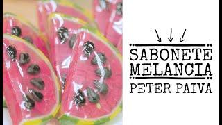 Sabonete Melancia Peter Paiva