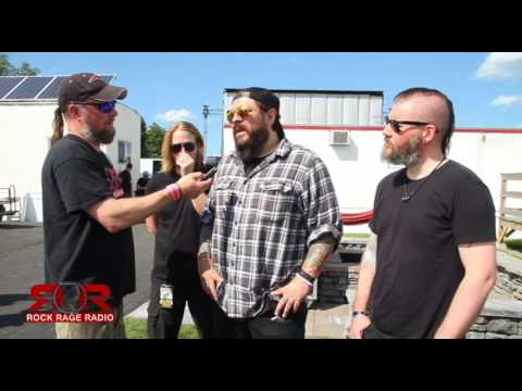 Seether Interview at Rise Above Fest 2017