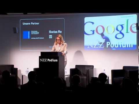 NZZ Podium - Wie das Internet unser Dasein neu formatiert