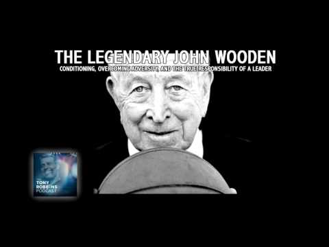 The Legendary John Wooden - Interview By Tony Robbins