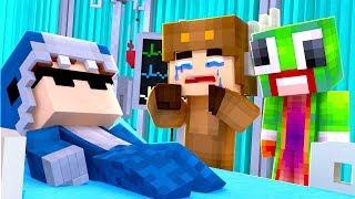 Minecraft Daycare -  TROLLING BABY MOOSECRAFT w/ 09SHARKBOY! (Minecraft Kids Roleplay)