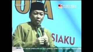 KH Mustofa Aqil Siradj ; Islam Nusantara, peran & Nasionalisme Ulama