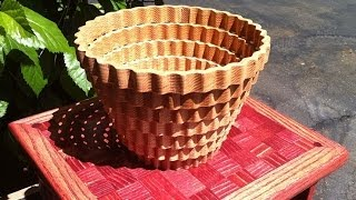 Scroll Saw Bowl, Another Great Woodworking Project